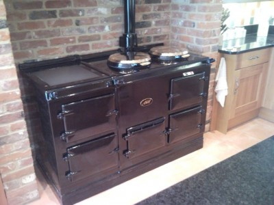 Reconditioned Aga's